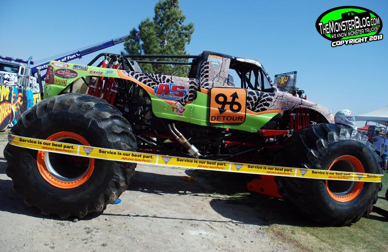 Monster Photos: Monster Jam World Finals Pit Party – Las