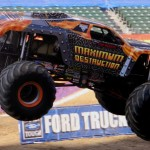 CP Action Art Cincinnati Monster Jam Photos
