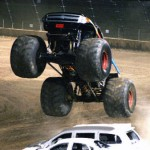 Monster Trucks at Eldora – Rossburg, OH – 08/07/10