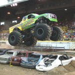 Michigan Monster Truck Shootout – Jackson, MI – 08/14/10