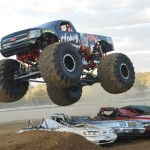 Monster Truck Show – Mansfield, OH – 09/03-04/10