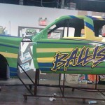 Sneak Peak at New Ballistic Paint Scheme