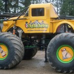 Extreme Monster Trucks Australia Unveils The Freak Show