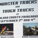 Monster Trucks & Tuff Trucks Return to Mansfield