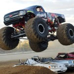 Mansfield, Ohio Monster Truck Show Photo Gallery