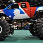 MLB 2010 All-Star FanFest Features CHEVY BIGFOOT