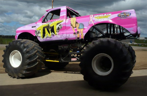 Tnt Unveils New Look Supporting Canadian Breast Cancer Foundation Themonsterblog Com