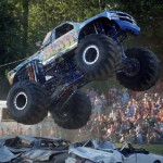 Mount Vernon, OH Monster Truck Exhibition Photos