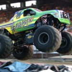 Jackson, MI Monster Truck Shootout Photo Gallery