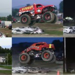 All Star Monster Truck Tour Debuts In Rutland, Vermont