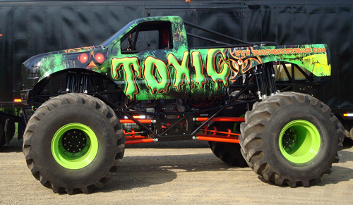 Themonsterblog Com We Know Monster Trucks Introducing