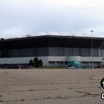 The Pontiac Silverdome 11/14/10