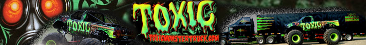 Toxic Monster Truck