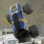 Monster Spectacular Returns to Montreal w/14 Trucks, Figure 8 Racing