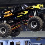 Monster Truck Fall Shootout – Pontiac, MI – 11/13/10