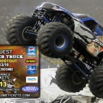 Monster Truck Fall Shootout at the Silverdome