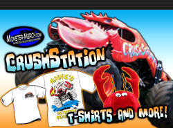 Monster-Merch.com Crushstation Online Store