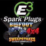 E3 Spark Plugs Announces the 2011 E3 Spark Plugs BIGFOOT 4×4 Sweepstakes