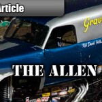 The Allen Report: Monster Jam – Anaheim, CA 2011