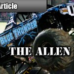 The Allen Report: Monster Jam – Phoenix, AZ 2011