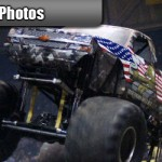 Monster Photos: Extreme Monster Truck Nationals – Dayton, OH 2011
