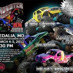 Monster Truck Racing Super Series Returns to Sedalia