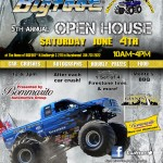5th Annual BIGFOOT Open House Set for Saturday June 4th