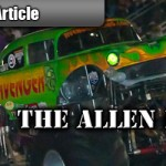 The Allen Report: NAPA Monster Truck Nationals – Chandler, AZ 2011