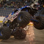 Monster Spectacular Tour Update – Red Baron Rocks Regina