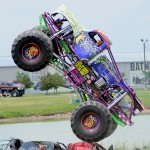 Monster Truck Madness II Set to Rocket Into Soaring Eagle Casino