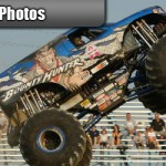 Monster Photos: Monster Truck Summer Throwdown – Monroe, MI 2011