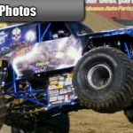 Monster Photos: Monster Jam – Cincinnati, OH 2011