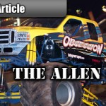 The Allen Report: Monster Truck Show – Phoenix, AZ 2011