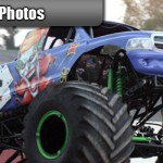 Monster Photos: Monster Truck Jump – Duesseldorf, Germany 2011