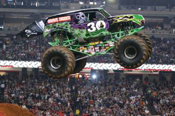 Sports Motorsports Auto Racing Monster Trucks on Monster Trucks    2012 Marks The 30th Anniversary Of Monster Jam