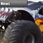 Hot Wheels & Monster Jam Roar Into 2012 Season With New Hot Wheels Monster Truck