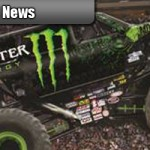 Monster Energy Latest Addition to Advance Auto Parts Monster Jam