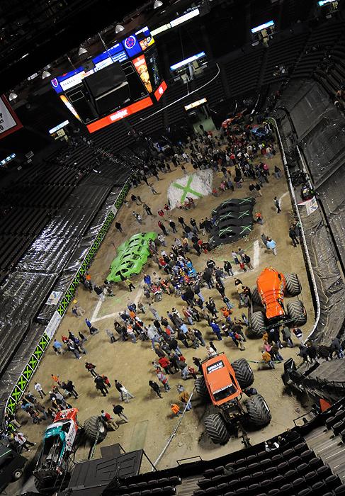 Monster Truck Entertainment Announces 2012 Monster X Tour Championship Themonsterblog Com