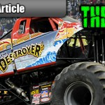 The Insider: Roger Stidell Acquires The Destroyer Monster Truck