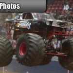 Monster Photos: Monster Truck Winter Nationals – Monroe, LA 2012