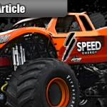 BIGFOOT Teams Up with Robby Gordon & Speed Energy