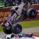 Perrin Motor Sports Named 2012 Monster Jam Team of the Year