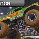 Monster Photos: Toughest Monster Truck Tour – Huntington, WV 2012