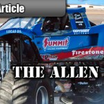 The Allen Report: NAPA Monster Truck Nationals – Chandler, AZ 2012