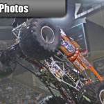 Monster Photos: Toughest Monster Truck Tour – Erie, PA 2012