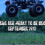 Dan Runte and Bigfoot #18 will attempt to reclaim the Monster Truck Long Jump World Record this September at the Indy Jamboree.