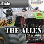The Allen Report: Monster Truck Show – Del Mar, CA 2012