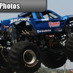 Monster Photos: BIGFOOT Open House – Hazelwood, MO 2012