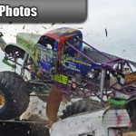 Monster Photos: Monster Truck Madness III – Mount Pleasant, MI 2012
