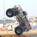 Monster Photos: Monster Truck Summer Throwdown – Monroe, MI 2012